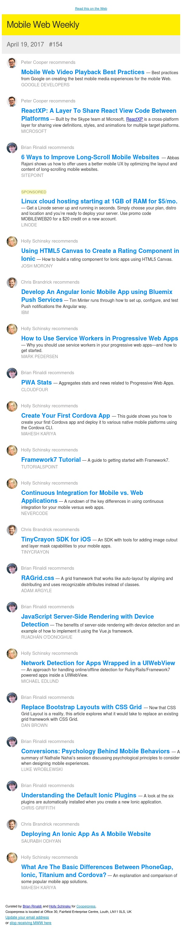 #154: Google's Mobile Web Video Playback Best Practices