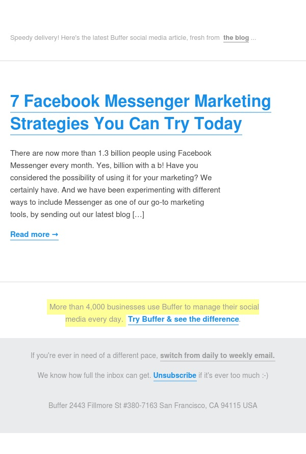 7 Facebook Messenger Marketing Strategies You Can Try Today