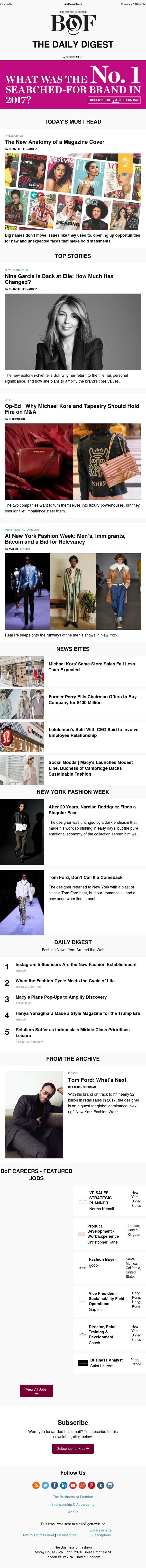 BoF | Discover by Revue