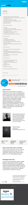 """2019"" by Rickey Laurentiis"