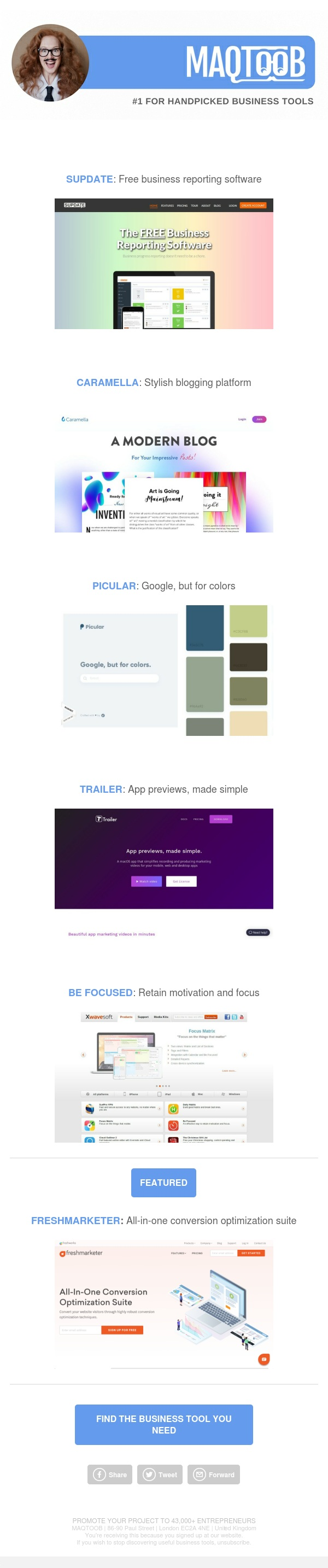 Best new business tools 👌