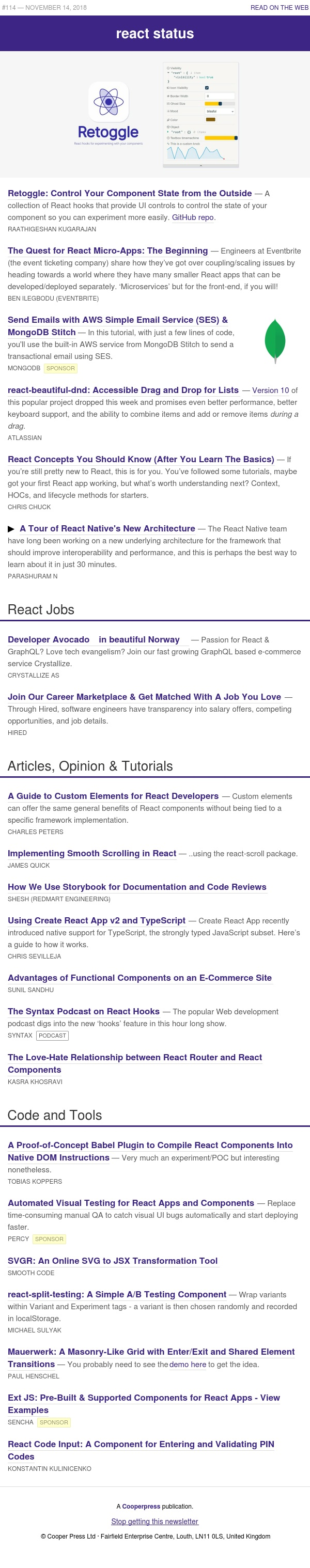 React concepts you should know (after learning the basics)