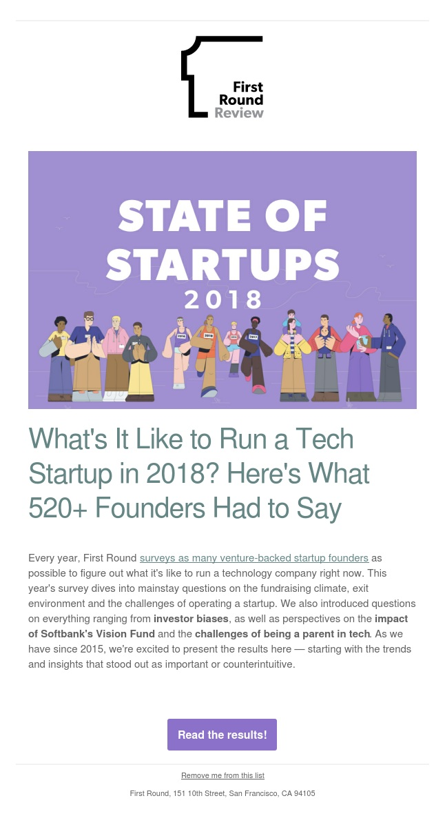 We surveyed 520+ startup founders — here's what they said