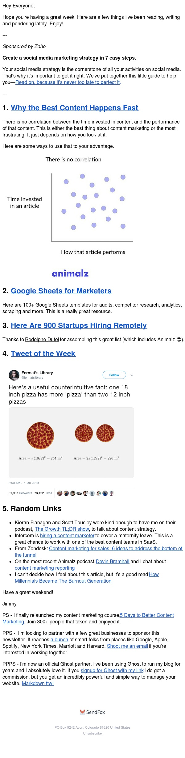 100+ Google Sheets Templates for Marketers