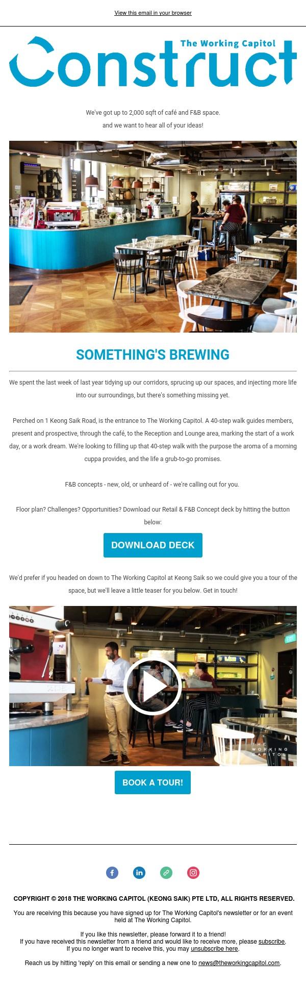 Your Brewed Awakening☕️