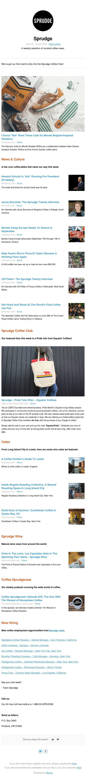 Sprudge - Issue #163