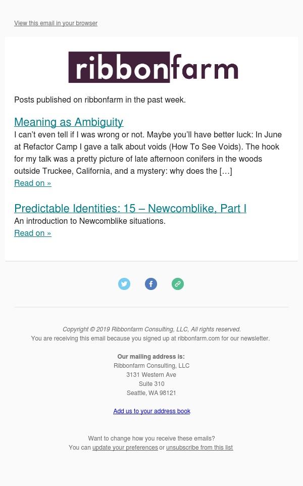 New Ribbonfarm Posts for 08/16/2019